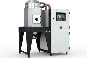 Shini dehumidifying injection moulding dryers UK