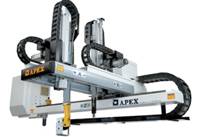Apex Injection Moulding Robot SH Series multi axis robot