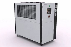 Air cooled injection moulding temperature control units UK